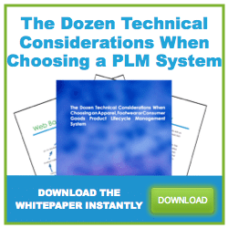 dozen technical considerations when choosing a PLM System
